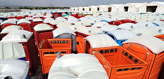 Champion Portable Toilets in Denver,  CO
